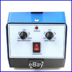 110V 1000W Car Paintless Dent Repair Removing Tool Hot Box Induction Heater