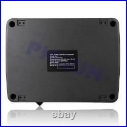 12V 600W Car Subwoofer Box Amplifier Bass Boost LowPass HiFi Sound Audio Speaker