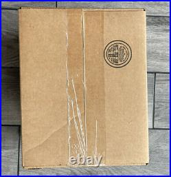 1997 Champions of Golf Masters Collection Factory Sealed Case Tiger Woods 10 Box