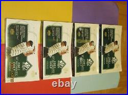 1 2001 Upper Deck SP Authentic Golf Tiger AUTO Sealed 24 pks Cheapest anywhere