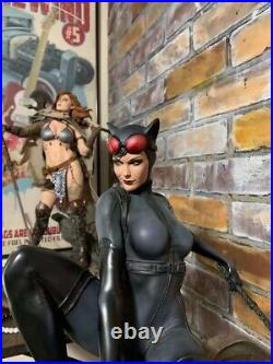 1/4 Scale Custom Made 2022 Batman Prime Quality Catwomen Resin High Solid Statue