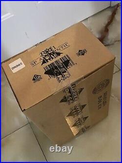 2001 SP Authentic GOLF Sealed 12 Box-Case TIGER WOODS Au RC Very Rare PGA