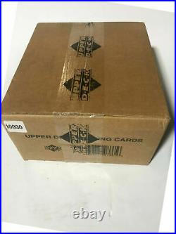 2001 Upper Deck Golf CASE of 12 Boxes FACTORY SEALED