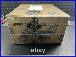2001 Upper Deck Golf Sealed Case 12 Hobby Box Tiger Woods RC BBCE Certified READ