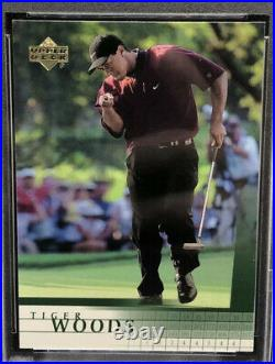2001 Upper Deck Pga Golf Factory Sealed Hobby Box Tiger Woods Rookie Year Hunt