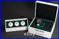 2020 TAG HEUER CONNECTED GOLF EDITION with box papers Warranty Card! Worn Once