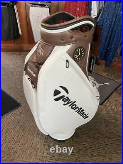 2021 New In Box Taylormade Commemerative British Open Championship Staff Bag