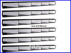 5-panel Mirror Universal Club Car EZGO Yamaha Golf Cart Accessory Box of 6