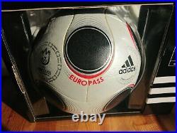 Adidas Europass EM Euro 2008 Official Matchball OMB Box Footgolf Speedcell