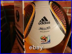 Adidas Jabulani Official Matchball OMB World Cup 2010 Box Footgolf Speedcell
