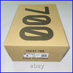 Adidas Yeezy 700 V3 Safflower Sunflower Mens Size 8 100% Authentic NEW in Box