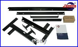 Aluminum Diamond Plate Utility Cargo Box for EZGO TXT GOLF CART 1996-2013