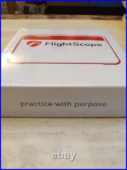 BRAND NEW IN BOX Flightscope Mevo+ Launch Monitor/Golf Simulator