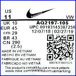 BRAND NEW Nike Vapor Pro Golf White AQ2197-105 Men 11 NO BOX Fast Shipping