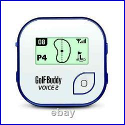 Brand New in Box Golf Buddy Voice 2 Talking GPS Rangefinder 2-3 DAY FREE SHIP