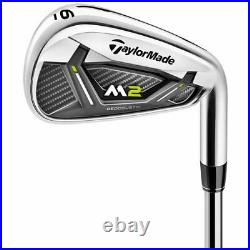 Brand New in Box! TaylorMade M2 HL Golf Irons Set 4-PW (7 PCS) 2-3 Day Ship