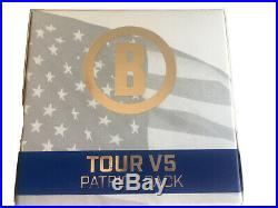 Bushnell Tour V5 Golf Laser Rangefinder Patriot Pack BRAND NEW (IN THE BOX)