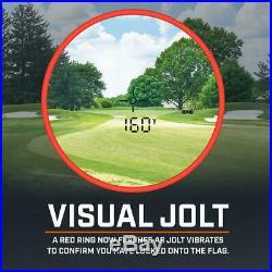 Bushnell Tour V5 (Standard) Golf Laser Rangefinder Patriot Pack (OPEN BOX)