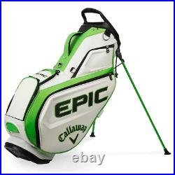 Callaway Epic Speed Staff Tour Stand Bag 2021 Model Brand New Boxed