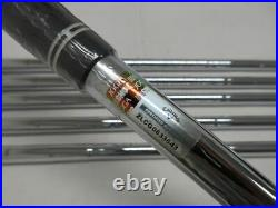 Callaway Iron Set APEX PRO(2019) Open Box Stiff NS PRO 950GH (6pieces)