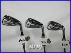 Callaway Iron Set EPIC FORGED STAR R Open Box speeder EVOLUTION for CW (5 pcs)