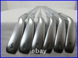 Callaway Iron Set Open Box APEX DCB(2021) Stiff NS PRO 950GH neo (6 pieces)