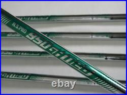 Callaway Iron Set Open Box EPIC FORGED STAR 5S Stiff NS PRO 950GH neo