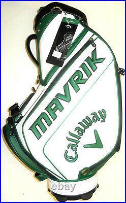Callaway Mavrik Ltd Edition 2020 Masters Tour Bag Brand New In Box