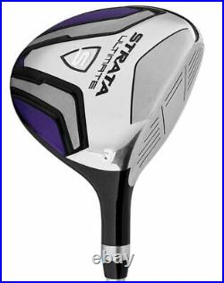 Callaway Women's Strata 16-Piece Complete Golf Set Right Hand New in Box #85089