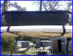 Cargo Caddie Golf Cart Utility Box