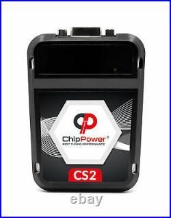 Chiptuning für VW Golf IV 4 1.6 75 kW 102 PS 1997-2006 Chip Tuning Benzin CS2