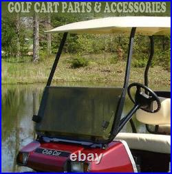 Club Car DS Tinted Windshield'00.5 -UP New In Box Golf Cart Folding Acrylic