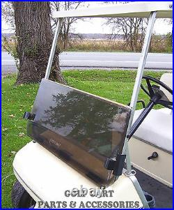 Club Car DS Tinted Windshield'82-'00.5 New In Box Golf Cart Folding Acrylic