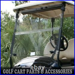 Club Car Precedent Clear Windshield 2004-UP New In Box Golf Cart Part
