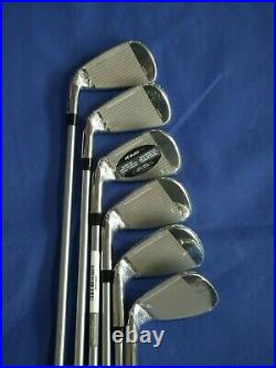 Cobra King F8 Womens Irons 6-sw Rogue Pro 55g Shafts Brand New In Box Bargain