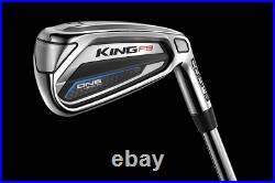 Cobra King F9 Speedback One Length 5-GW Irons Brand New Boxed and Sealed