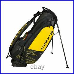 Cobra Speedzone Limited Tour Stand Bag Black/YellowithRed 2020 new in box