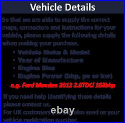 Diesel Performance Economy tuning chip box VW Caddy Crafter T5 T6 1.6 2.0 2.5TDI