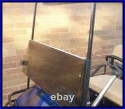 EZGO Valor & TXT Tinted Windshield (2014+ ONLY) New In Box Golf Cart Part