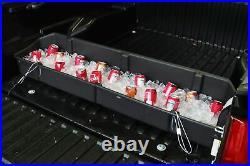 Fits Toyota Tundra 2014-2021 Truck Bed Organizer Storage Cargo Container Black