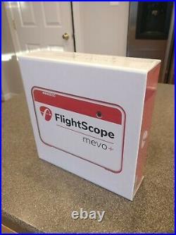 Flightscope Mevo Plus + Launch Monitor New In Box (Sealed)