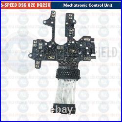 For Audi Seat Skoda Vw Dq250 02e Dsg Gearbox Mechatronic Control Box 02e325025an