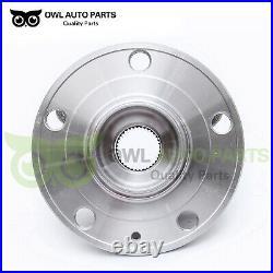 Front Wheel Bearing Hub Pair for Audi A3 TT VW Passat Jetta Golf AWD 4WD 513253