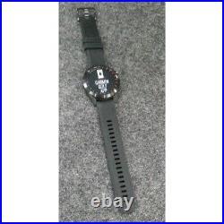Garmin 010-02140-01 Approach S40 GPS Golf Watch 1.2 LCD 64MB Black Worn Box