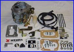 Genuine Weber 32/34 DMTL VW Golf 1.6 carburettor kit AUTO BOX 22670.917