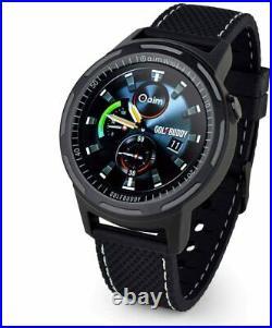 Golf Buddy AIM W10 Smart Watch Golf GPS Touch Screen 40,000 Courses OPEN BOX