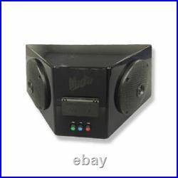 Golf Cart Bluetooth Radio with Speaker Box and USB Power Center