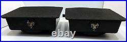 Golf Cart Speaker UTV Polaris Boat Tractor Marine Thin Speaker Box Set JVC 6.5's