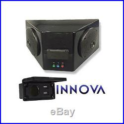 Innova 12V Golf Cart Bluetooth Radio Speaker Box & USB for Club Car EZGO Yamaha