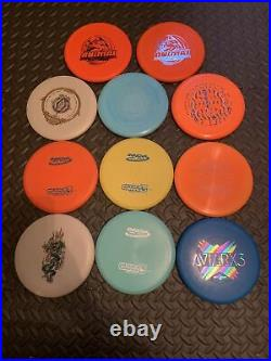Innova Disc Golf Putter Lot New and Used with box